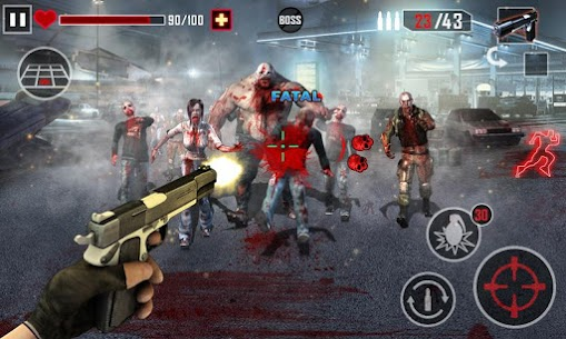 Zombie Killing – Call of Killers MOD APK (Unlimited Money) 4