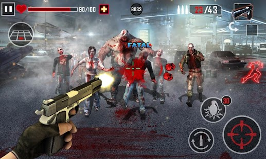 Zombie Killer- screenshot thumbnail