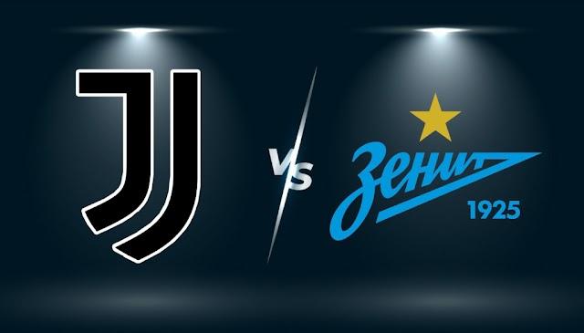 Preview: Zenit St Petersburg vs. Juventus - prediction, team news, lineups