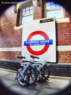 Ladbroke Grove station y Brompton