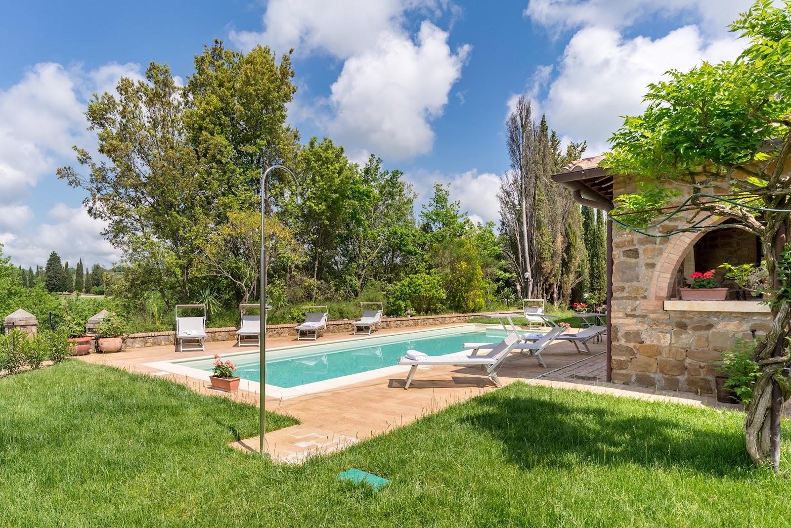Villa il Poggetto_San Giovanni d'Asso_3