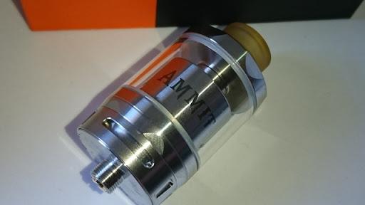 DSC 2440 thumb%25255B2%25255D - 【RTA】「GEEKVAPE AMMIT デュアルコイルRTA」レビュー!ポストレスデッキと3Dエアフロー、ジュースコントロール付きAMMITのマイナーチェンジ版
