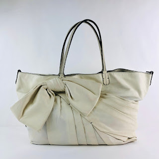 Valentino Collection Bow Tote Bag
