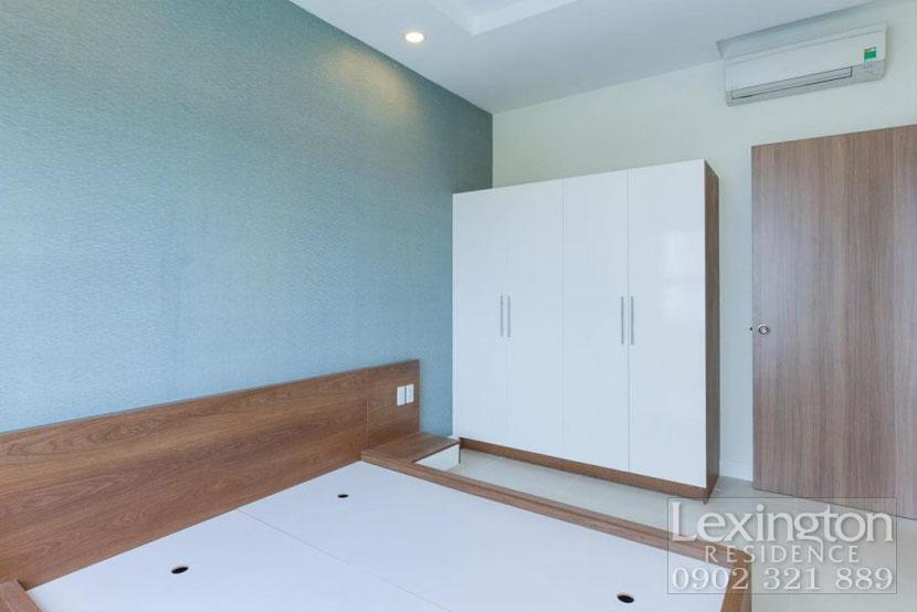 phòng ngủ chưa trang bị nệm tại Lexington cần cho thuê