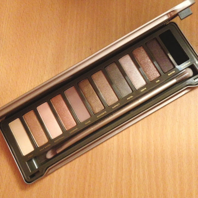 Urban Decay Naked Palette for cheap?!