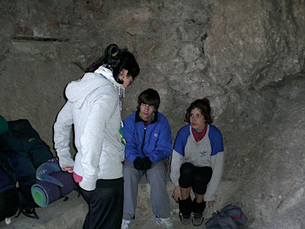 Sortida Sant Salvador de les espasses 2006 - CIMG8358.JPG