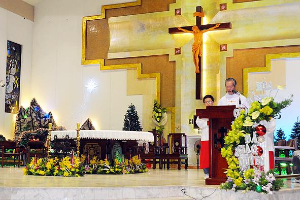 Lễ Thánh Gia Thất 2015