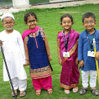 Family Members help each other (Jr. KG.) 15-7-2016