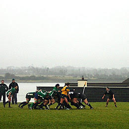 Ireland v Panthers, 19th January 2008