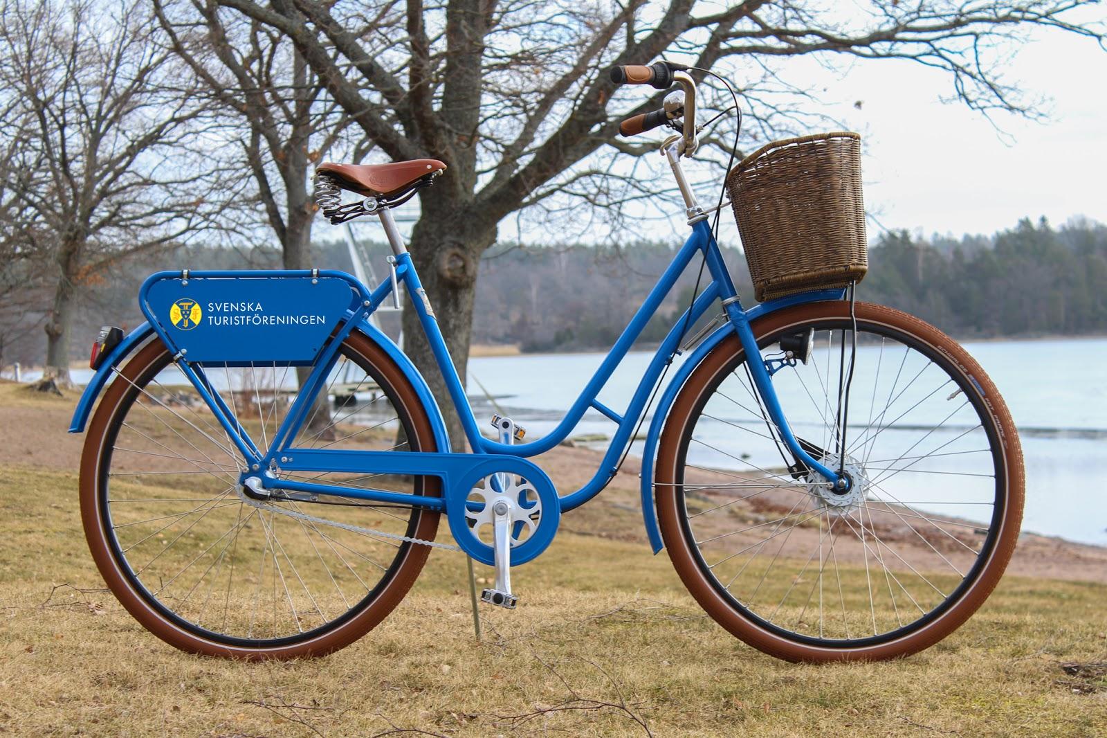 Pilen Lyx Special dam företagscykel för STF.