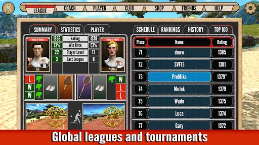 World of Tennis: Roaring u201920s u2014 online sports game 4.8.2 screenshots 5