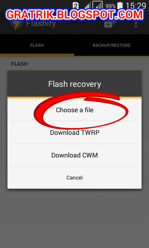 How to Install Custom Recovery for Your Android Device   Indotechboy