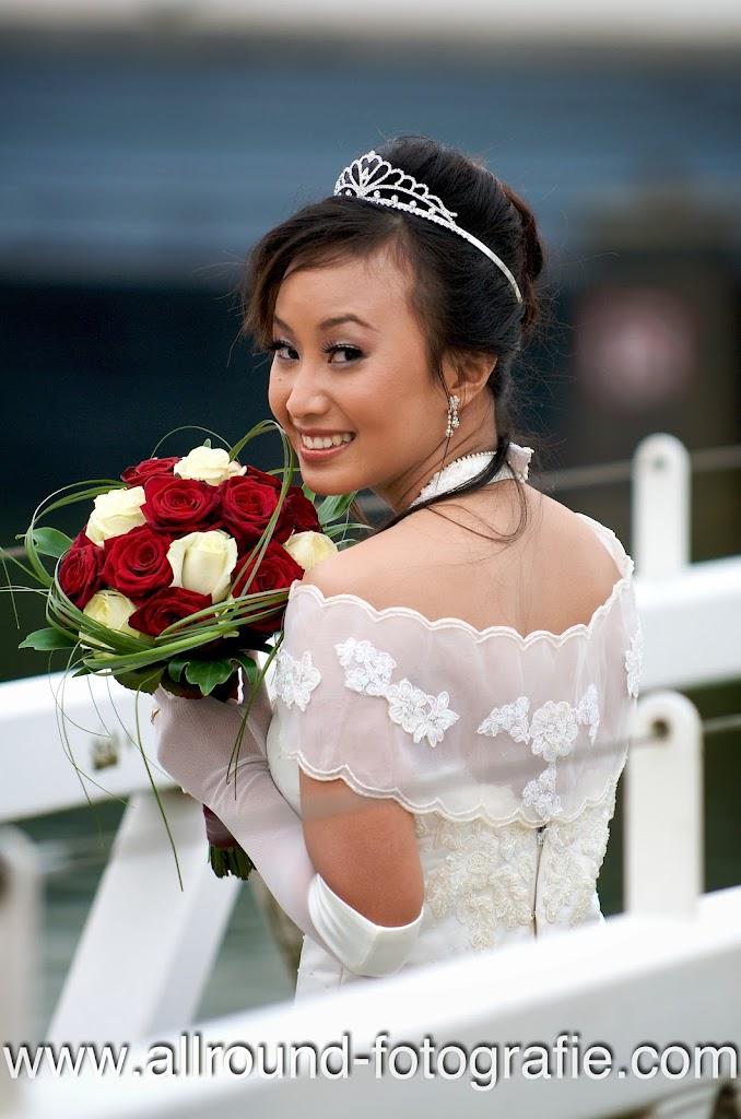 Bruidsreportage (Trouwfotograaf) - Foto van bruid - 035