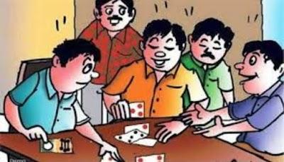 बैराड़ एवं गोपालपुर थाना पुलिस ने जुआ खेल रहे 12 आरोपियों को दबोचा | Shivpuri News