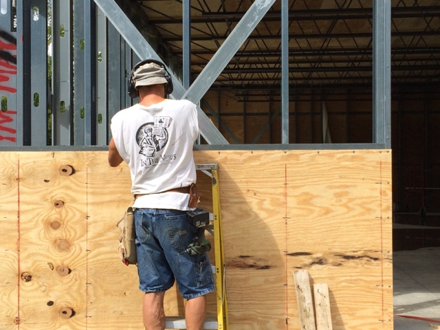 The journey of building our new home!: 8 13 2015