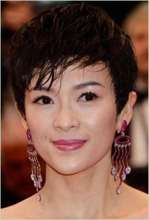 Top Asian Short Pixie Hair Styles Art