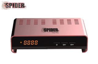 تحديثات جديدة لاجهزة SPIDER T