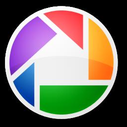 Логотип Пикаса