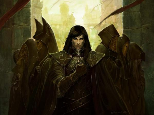 Lord Of Dead Slaves, Magick Warriors 5