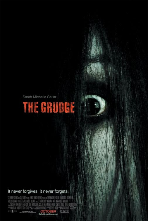 Poster Of The Grudge (2004) Full Movie Hindi Dubbed Free Download Watch Online At Alldownloads4u.Com