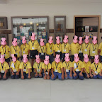 Rabbit Head Gear Activity by SR.KG(2013-14)