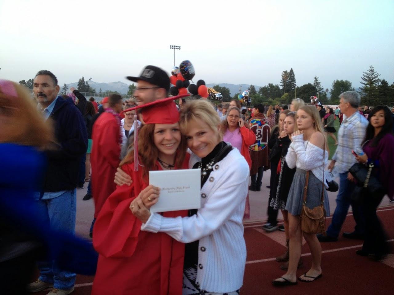 Courtney and Aunt Kim