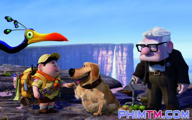 """Kỷ niệm phim hoạt hình """"Up"""" tròn 8 tuổi: Vẹn nguyên một viên ngọc của Pixar - Ảnh 3."""