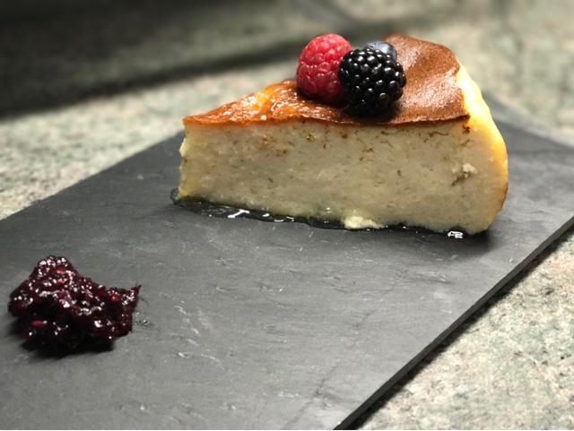 Tarta De Queso, Tipo Restaurante La Viña