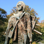 Statue de Van Gogh par Zadkine