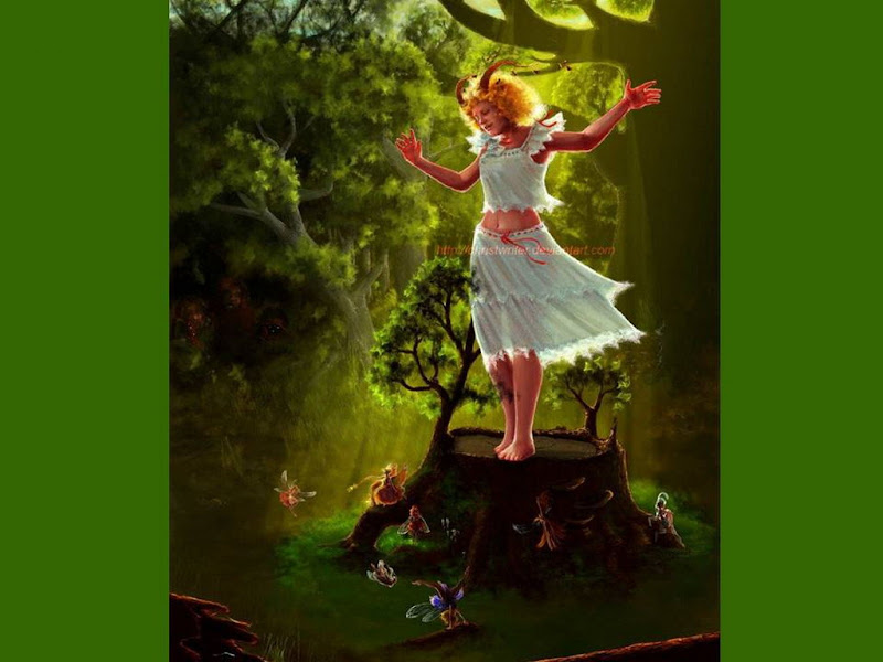 Daughter Of Fawn, Fairies 4