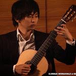 En 2010 es admitido en el Conservatoire National Supérieur de Musique et Danse de Paris en la clase de Olivier Chassain donde obtiene Mención de Honor.