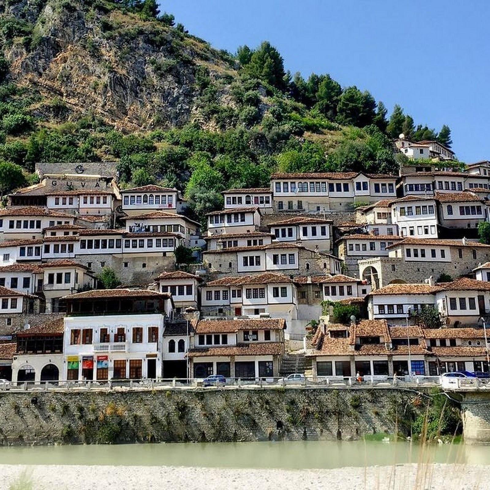Berat, The City of Thousand Windows