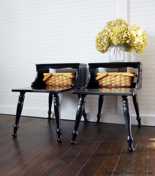 country-end-tables-black-makeover