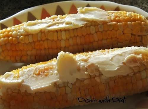"Grilled Corn - The Sweetest Corn Ever ""For the longest time every..."