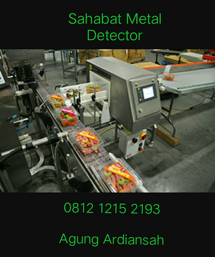 Food Safety Metal Detector