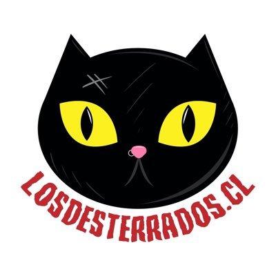 Logo LosDesterrados.cl