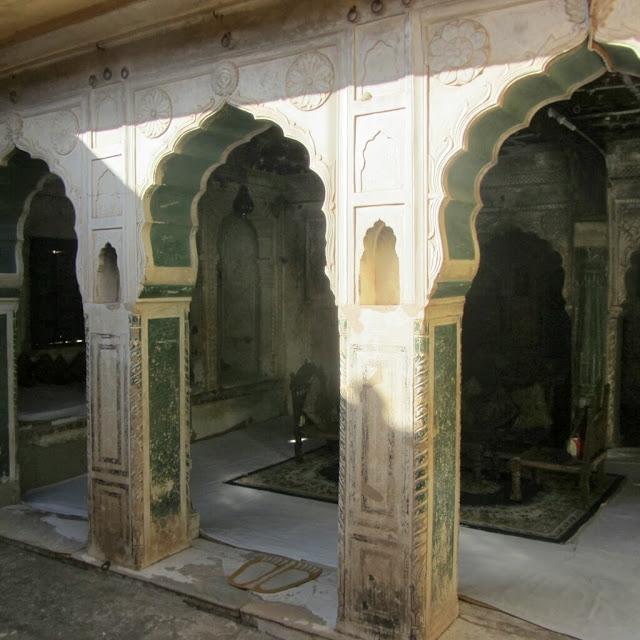 Narayan Niwas Castle, Mahansar, Shekhawati
