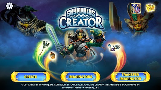 Skylanders™ Creator screenshot 0