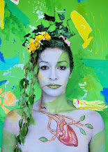 Photo: Body paint pictórico