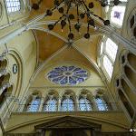 Eglise Saint-Etienne : chevet