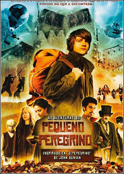 As Aventuras do Pequeno Peregrino  DVDRip AVI Dual Áudio + RMVB Dublado