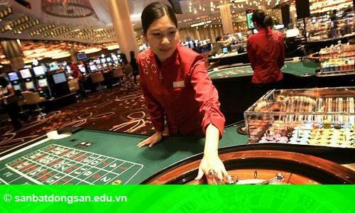Hình 1: Khánh Hòa xin làm casino