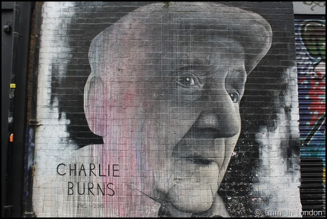 Ben Slow's Charlie Burns