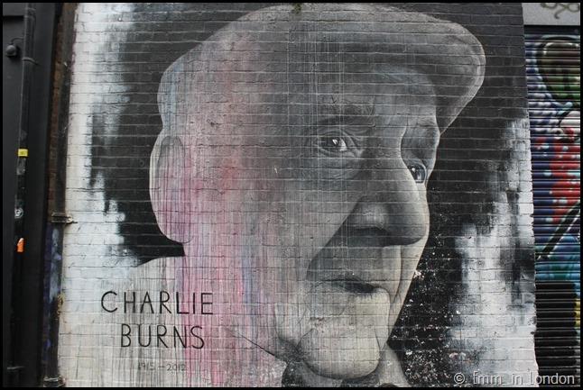 Ben Slow's Charlie Burns