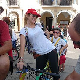 Día de la Bicicleta en montijo