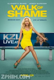 8 Tiếng Điên Cuồng - Walk of Shame (2014) Poster