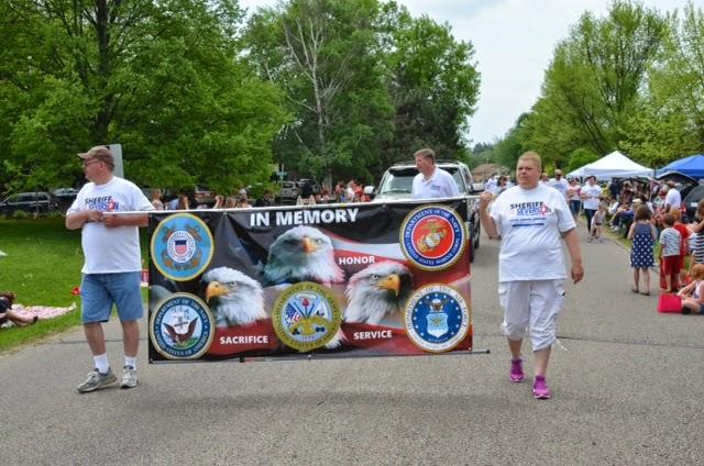 Memorial Day Tribute Banner