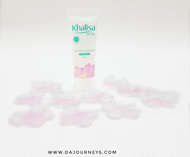 Khalisa Essential Lightening Skin Care Day Cream