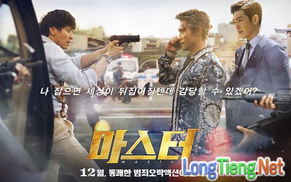 Ông Trùm: Sướng đến phút cuối cùng bên Lee Byung Hun và Kang Dong Won, Kim Woo Bin - Ảnh 1.