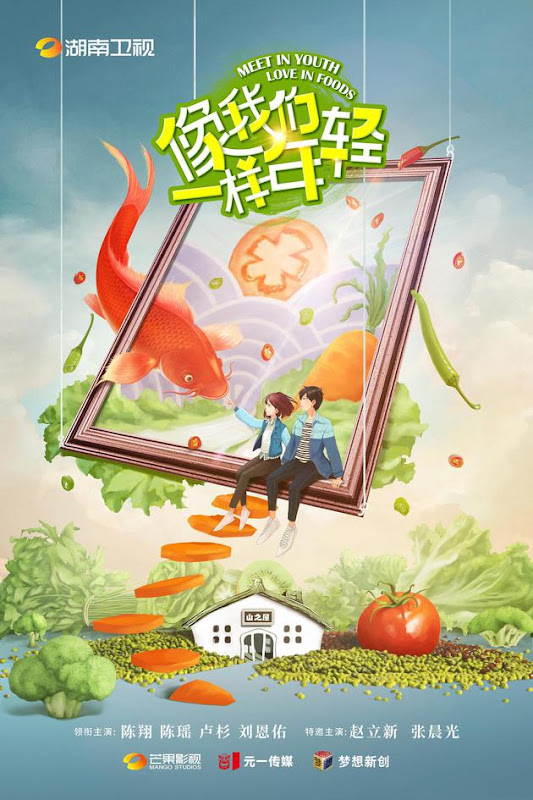 Meet In Youth Love In Foods China Drama